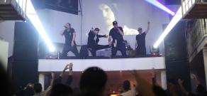 Concert of Russian Rap Group Kasta in Yerevan