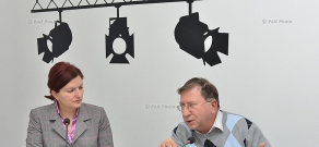 Press conference of the Executive Director of Transparency International Anticorruption Center Varuzhan Hoktanyan