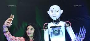 Ball of Robots exhibition kicks off in Yerevan