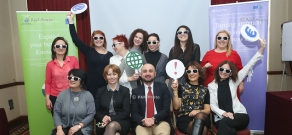 """A training workshop on """"Leadership in Action"""" took place in the framework of EBRD's  Women in Business Programme in Armenia"""