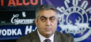 Press conference of Defense Minister's Press Secretary Artsrun Hovhannisyan