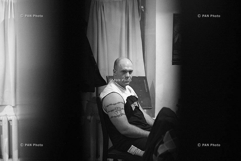 Սերբ ռեժիսոր և երաժիշտ Էմիր Կուստուրիցայի համերգը Երևանում