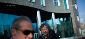 Saying goodbye to Serbian director and musician Emir Kusturica