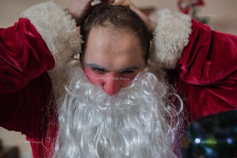 Одна ночь с Дедом Морозом ( 6 + )