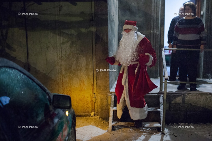 One night with Santa Claus ( 6 + )