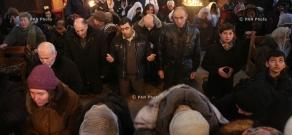 Armenian Apostolic Church celebrates Nativity of John the Baptist