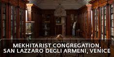 Mekhitarist Congregation, San Lazzaro degli Armeni, Venice