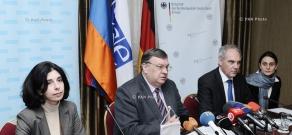 ԵԱՀԿ երևանյան գրասենյակի ղեկավար, դեսպան Անդրեյ Սորոկինի մամուլի ասուլիսը