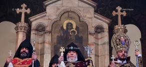 Բանակի օրվա առթիվ Սուրբ Պատարագ և պարգևատրում Մայր Աթոռ Սուրբ Էջմիածնում