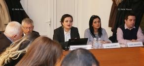 «Բուհ-գործատու համագործակցություն. Թարգմանչական կրթական ծրագրերի վերջնարդյունքների համաձայնեցումը գործատուների հետ» կլոր սեղան-քննարկում