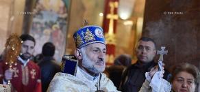 Армянская Апостольская церковь отмечает день Св. Вардана Мамиконяна и 1036 мучеников