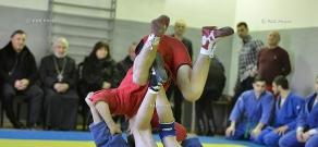 Armenian wrestling (Kokh) tournament, dedicated to Great Barekendan