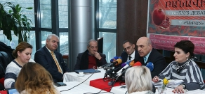 Обсуждение о процессе перехода на цифровое вещание в Армении
