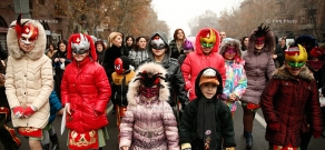 Armenian Apostolic Church celebrates Great Barekendan