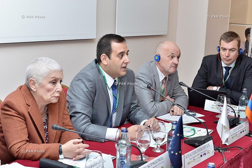 Հայաստանում Ռազմավարական էկոլոգիական գնահատման գործնական կիրառման և նախնական խորհրդատվական հանդիպման ուսուցողական աշխատաժողովը