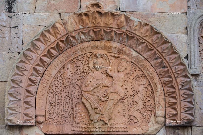 Հայկական բնապատկերներ. Նորավանքի վանական համալիր (XIII-XIVդդ), Վայոց ձորի մարզ