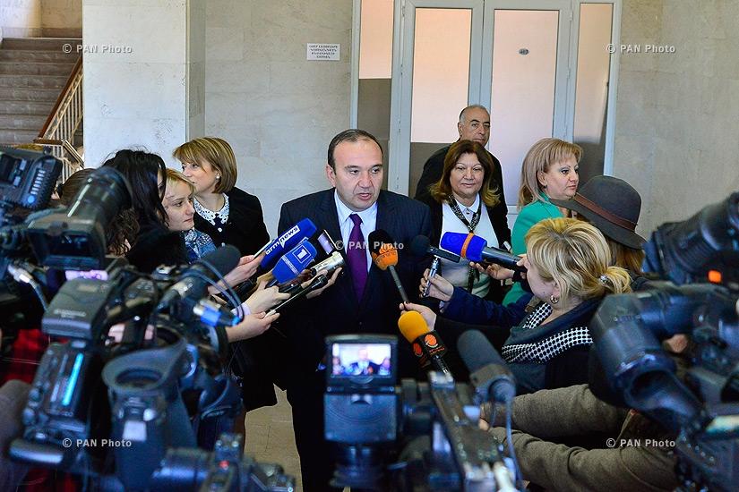 Проблемы школ Джавахка обсудят министры образования Армении и Грузии