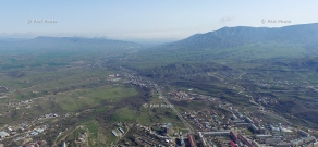 Stepanakert after ceasefire