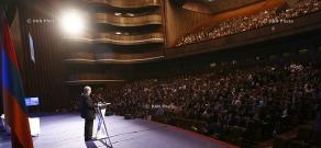 Opening ceremony of 'Nobel Days in Yerevan'