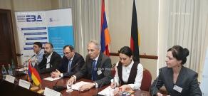 Press conference of German Ambassador to Armenia Matthias Kisler