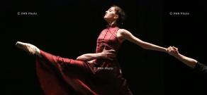 Anna Karenina ballet choreographed by Boris Eifman: Backstage and rehearsal