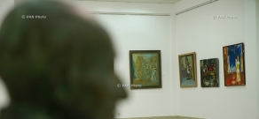 Exhibition and sale of works from archives of Artists' Union of Armenia