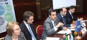 Closing event of 'Global Cleantech Innovation Programme for SMEs in Armenia'
