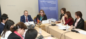 Public discussion on 'Support to the Establishment of Probation Service in Armenia'