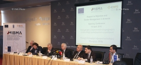 'Support to Migration and Border Management in Armenia' opening conference