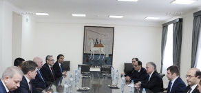 Armenian Minister of Foreign Affairs Edward Nalbandyan receives Deputy Foreign Ministers of the CSTO member states