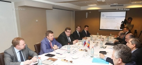 2nd joint Coordination Committee meeting between Armenia's Ministry of Energy and Natural Resources and Rosatom corporation