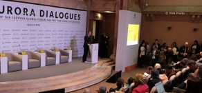 Aurora Dialogues: The Global State of Humanitarian Issues