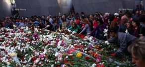 101st anniversary of Armenian Genocide