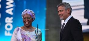 The Aurora Prize for Awakening Humanity. Award Ceremony in Yerevan