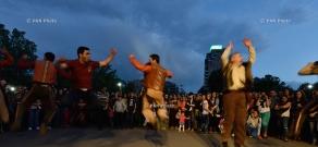 International Dance Day in Yerevan