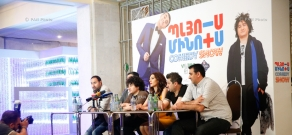 Press conference on 'Plus-Minus' Performance