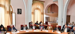 Scientific conference dedicated to 80th anniversary of NAS President Radik Martirosyan
