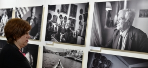 Photographer Tatev Mnatsakanyan's personal exhibition opens in UN Armenia Office