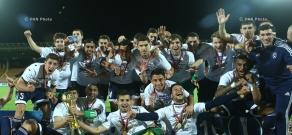 Armenian Cup 2015 / 2016: Banants - Mika