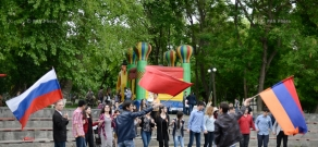 Event dedicated to the victory in the Great Patriotic War