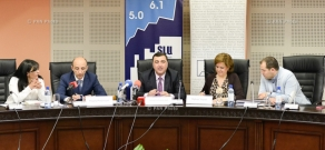 Press conference on the proposed amendments to the new Tax Code in the context of provision of business-state dialogue