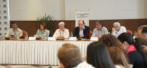 Yerevan hosts Responsibility public issues forum