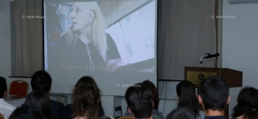 Conference entitled 'Women are breaking stereotypes'