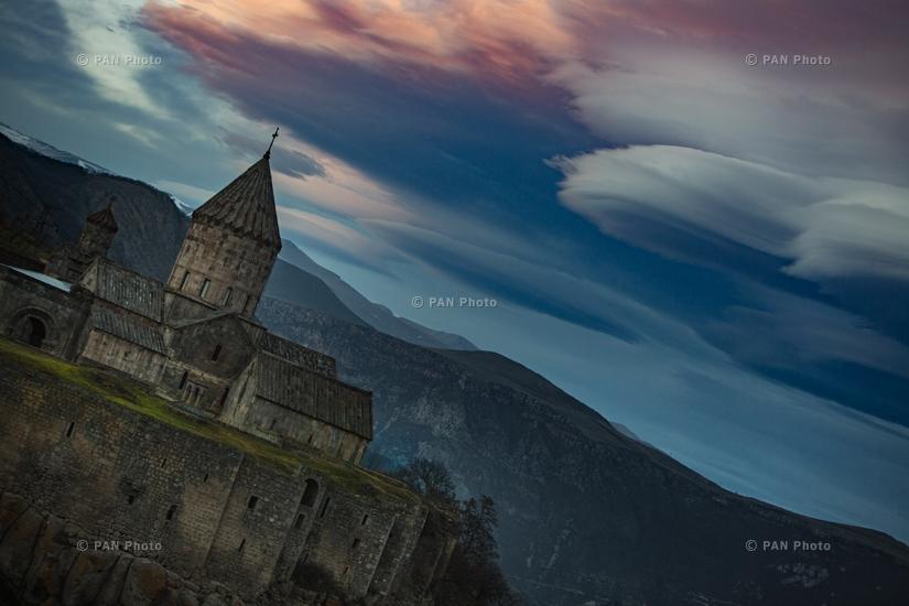 Tatev Monastery Complex, Vorotan Gorge (Syunik Province)