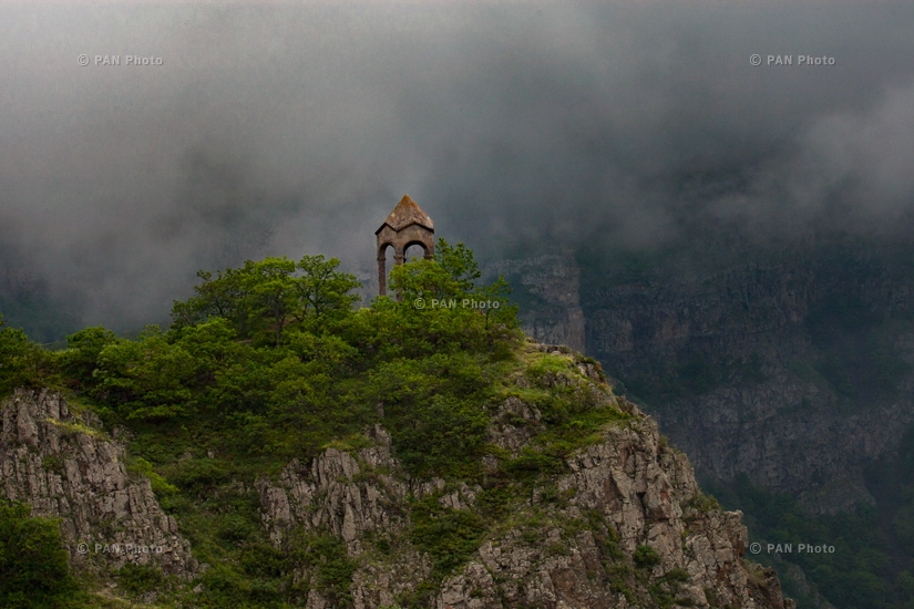 Տաթևի վանական համալիր, Որոտանի կիրճ (Սյունիքի մարզ)