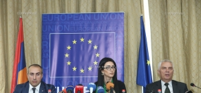 Conference on Armenia's  justice reforms in the past 25 years