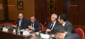Press conference on Conceptual and constitutional analysis of Armenia's economic competition protection and enforcement practices