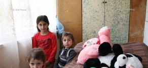Refugee children from Talish: About the village, anguish, return, dreams and the war