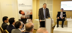 'Supporting Innovation in Armenia' conference