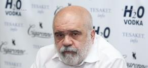 Press conference of Caucasus Institute head, political scientist Alexander Iskandaryan